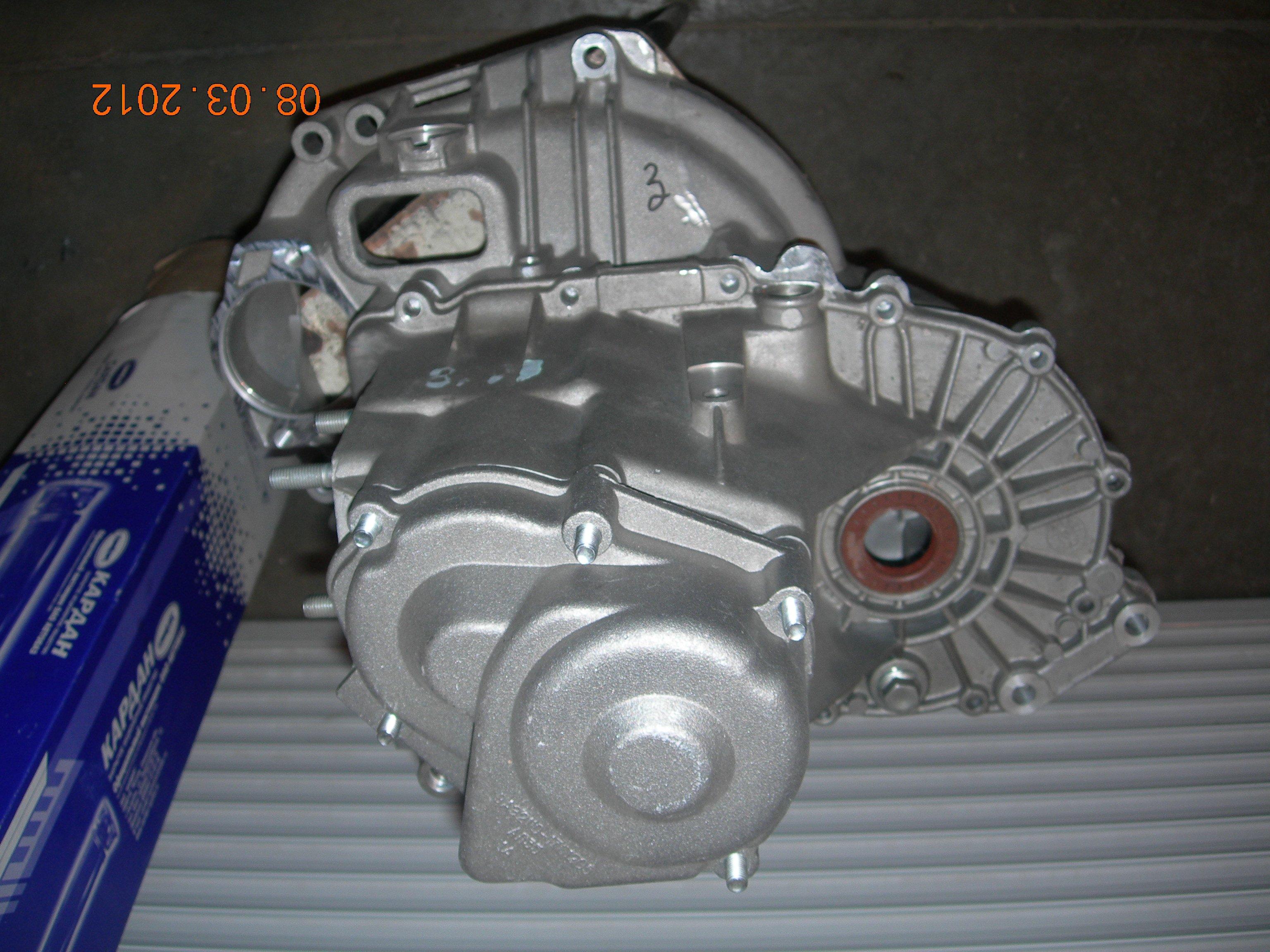 Фото №39 - устройство коробки передач на ВАЗ 2110
