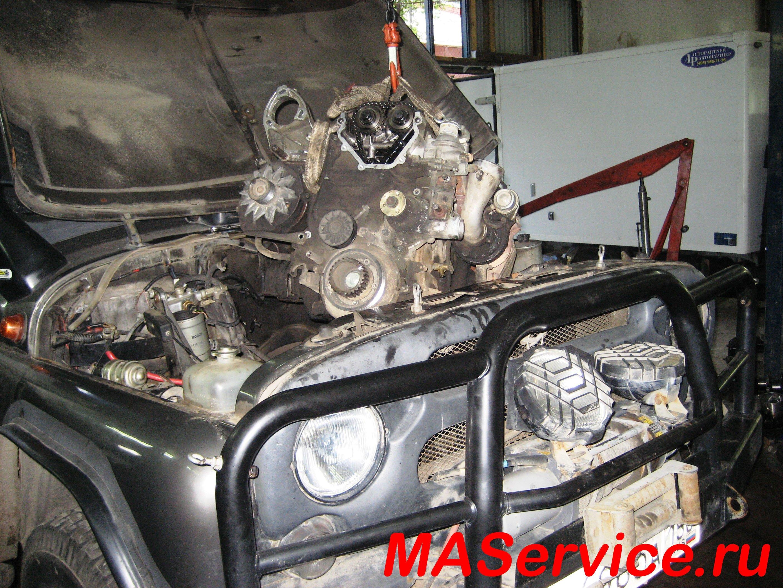 Дизельны двигатель ремонт своими руками фото