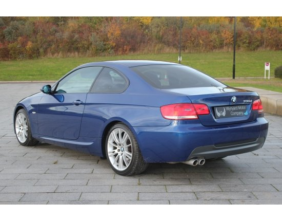 BMW 330d Coupe фото