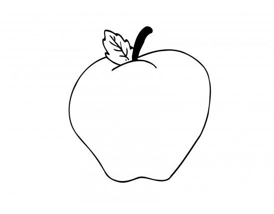 Скачать яблоко картинка для детей 1920x1080 px