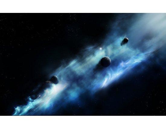 Скачать 3d обои космос 840x525 px