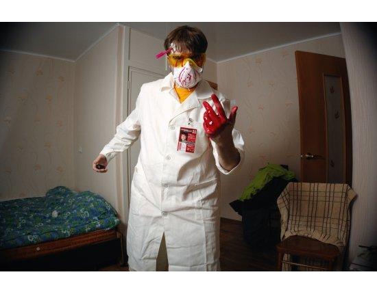 Костюмы на хэллоуин своими руками в домашних условиях