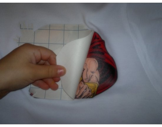 Как перевести на ткань фото в домашних условиях