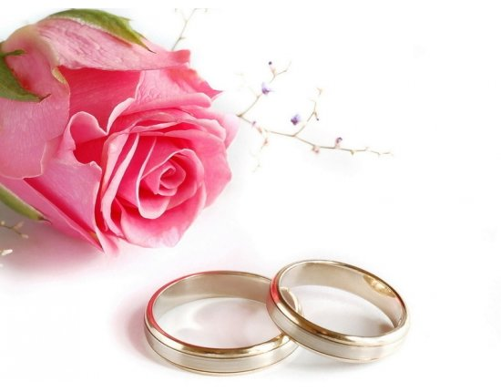 Скачать  свадебные обои 800x600 px