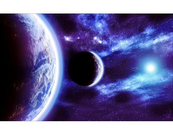 Скачать Бесплатные обои космос 1024x640 px