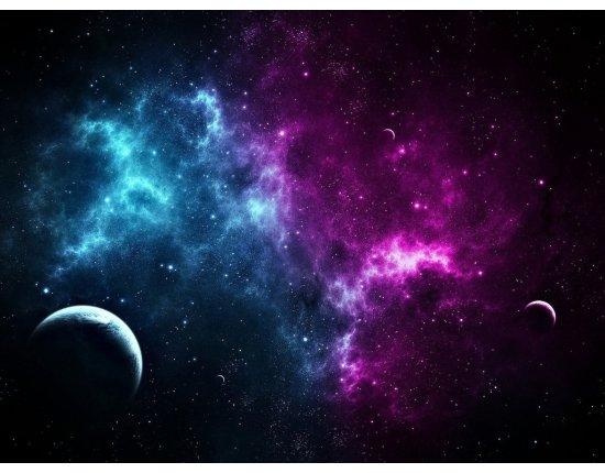 Скачать Обои космос на телефон 1024x768 px