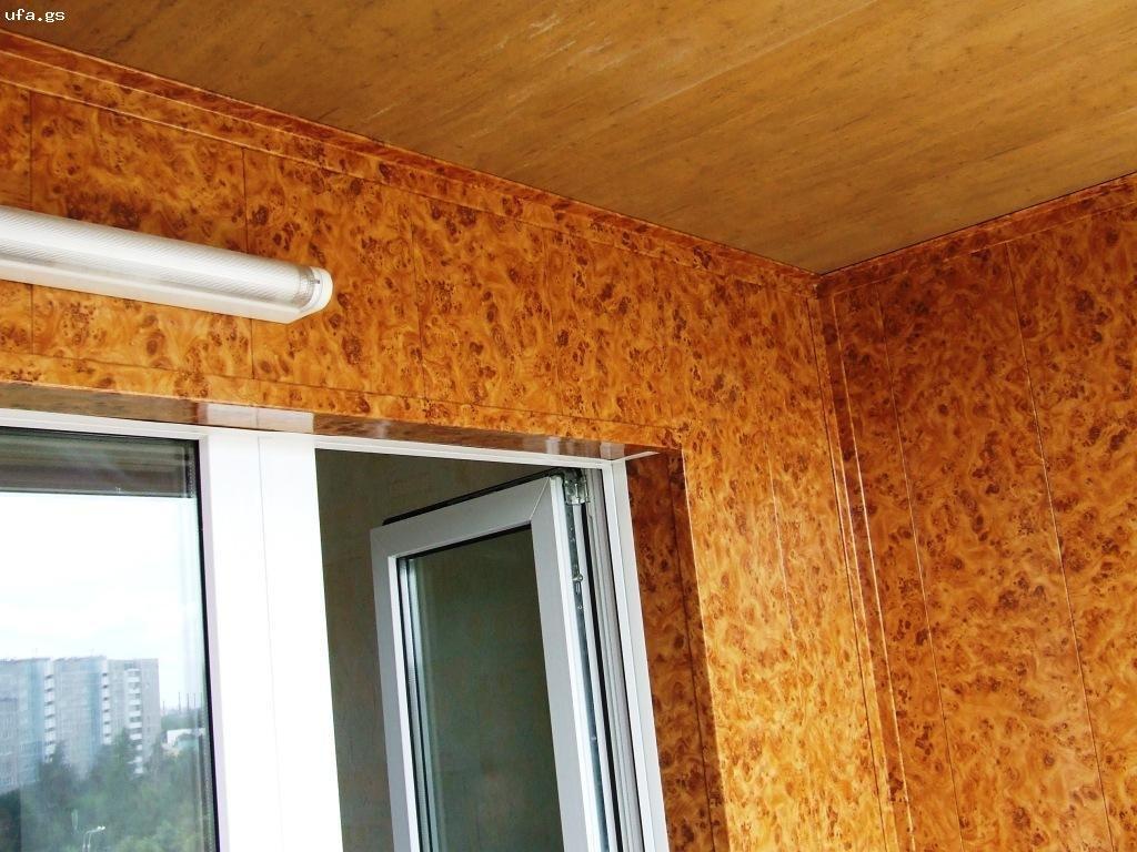 Обшивка балконов мдф панелями расценка..