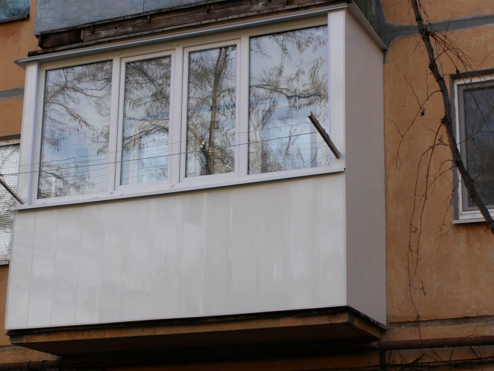 Обшить балкон снаружи пластиковыми панелями фото..
