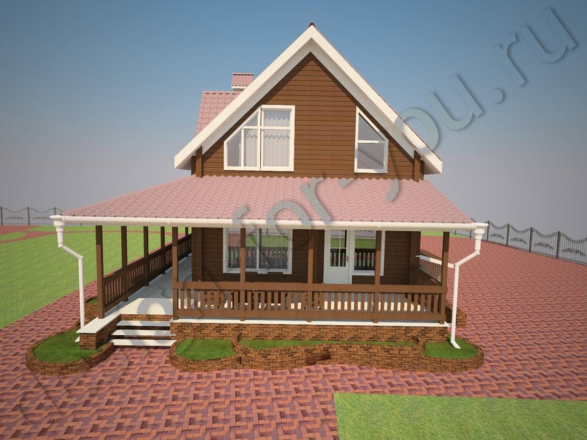 Пристройка к дому веранды дизайн