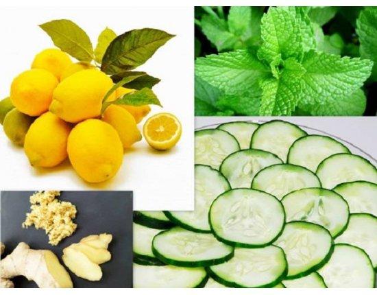 Скачать Огурец-лимон фото 664x497 px