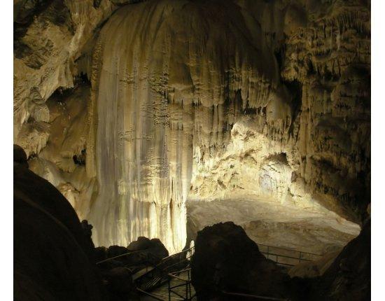 Скачать Новоафонские пещеры в абхазии фото 900x756 px