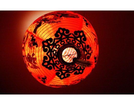 Скачать Китайские фонарики фото 700x438 px