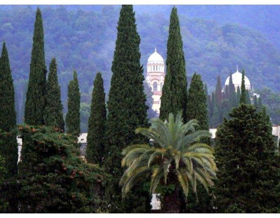 Скачать Абхазия отдых фото 800x600 px