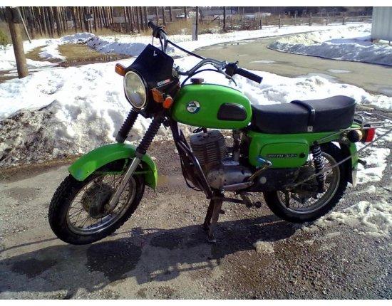 Скачать Фото мотоцикла восход 3м 01 960x720 px