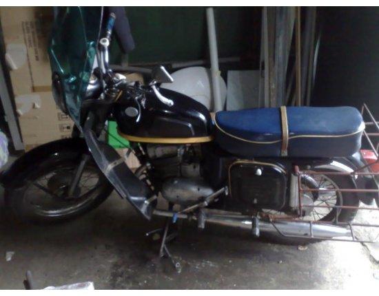 Скачать Мотоцикл восход 2 фото 960x720 px