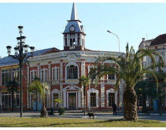 Скачать Абхазия приморское жилье с фото 800x600 px