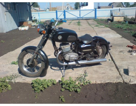 Скачать Мотоцикл восход 3м тюнинг фото 1400x1050 px