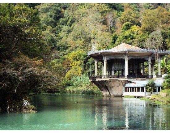 Скачать Абхазия самые красивые места фото 1024x768 px