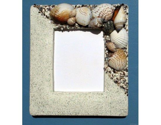 Как оформить рамку для фотографий ракушками - Онлайн курсы